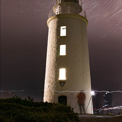 Bruny lighthouse  50mm astro_1