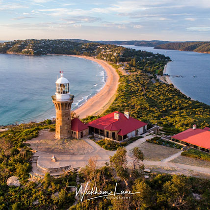 Barrenjoey Sunrise