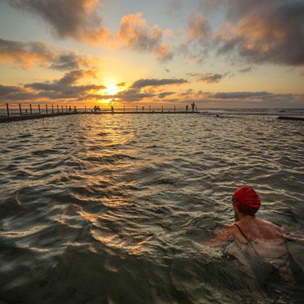 Mona Vale Swimmer