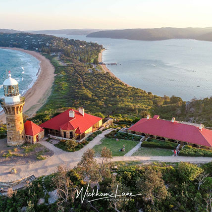 Barrenjoey at Sunset