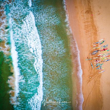 Newport surf ski