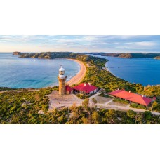 Barrenjoey Lighthouse - Framed 1600 x 1100mm