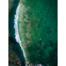 Green Room - Framed 1200x 970mm